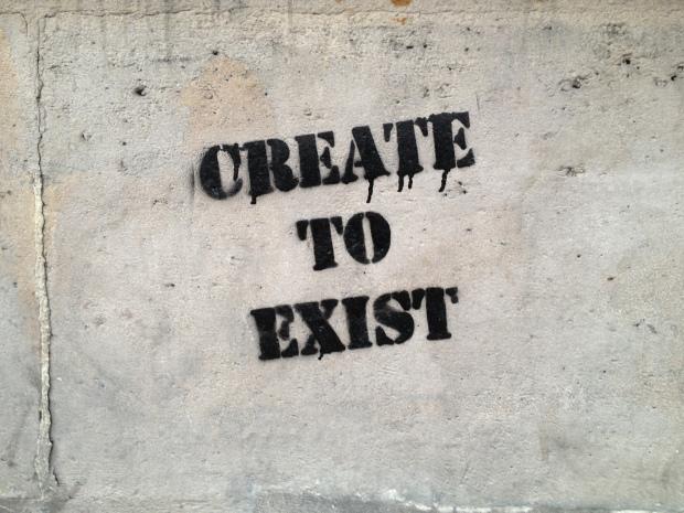 Create2Exist    www.davidbrazzeal.com