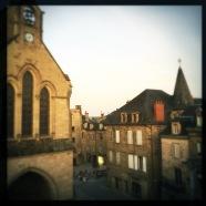 Collégiale St. Martin-de-Brive Brive-la-Gaillarde