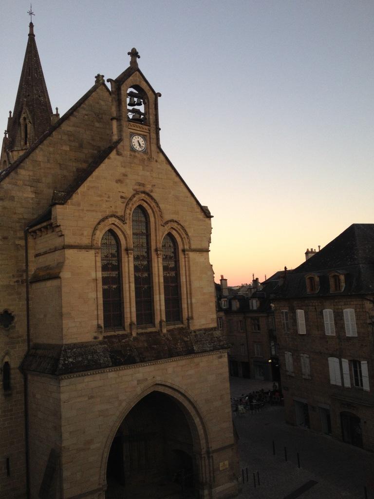 Brive-la-Gaillarde Collégiale St. Martin-de-Brive
